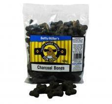 Betty Millers Charcoal Bone Treats 500g