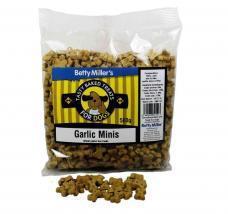 Betty Millers Gluten Free Garlic Mini Treats 500g