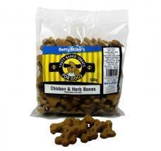 Betty Millers Gluten Free Chicken & Herb Bone 500g