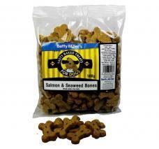 Betty Millers Gluten Free Salmon & Seaweed Bone 500g