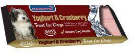 Canovel Yoghurt & Cranberry Dog Treat Bar