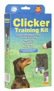 COA Clix Clicker Dog Training Kit