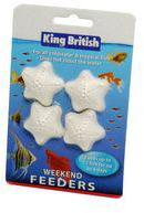 King British Weekend Feeders (4 Per Card)