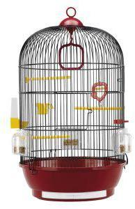 Ferplast Diva Bird Cage Black