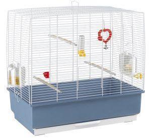 Ferplast Rekord 4 White Bird Cage