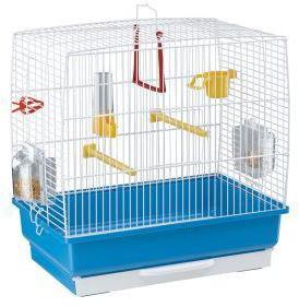 Ferplast Rekord 2 White Bird Cage