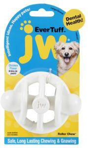 JW Ever Tuff Nylon Roller Chew Chicken Flavour Large