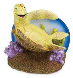 """Nemo Crush Backflipping Fish Tank Ornament 4"""""""