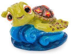 """Nemo Squirt Mini Fish Tank Ornament 1.25"""""""
