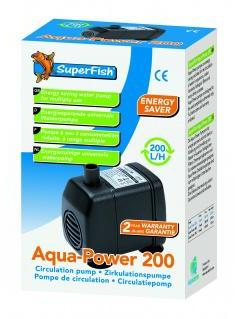 Superfish Aquapower 200 Aquarium Pump