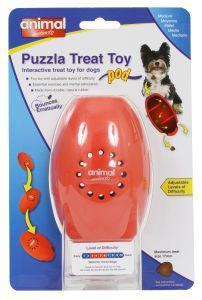 Puzzla Treat Pod Dog Toy