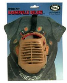 Baskerville Dog Muzzle Size 16 Bull Mastiff Deluxe