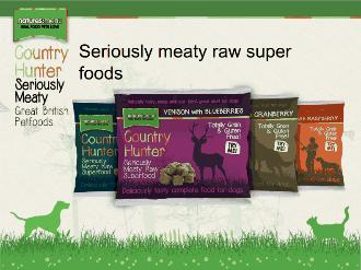 Raw Dog Food from Country Hunter