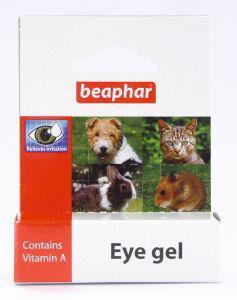 Beaphar Eye Gel Relieves Irritations