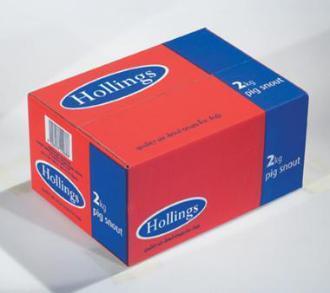Hollings Pigs Snouts Bulk Box 2kg