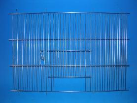 "Finch Cage Front (24x15"")"