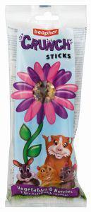 Beaphar Crunch Sticks Vegetable & Berries pack of 2