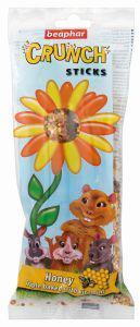 Beaphar Crunch Sticks Honey & Vitamin pack of 2
