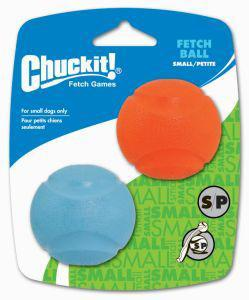 Chuckit Fetch Ball 2 Pack Small 4.8cm