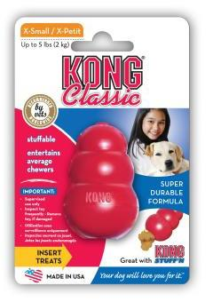 KONG Classic Red Extra Small