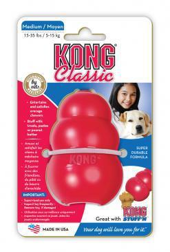 Kong Red Medium Dog Toy