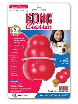 KONG Red Large Dog Toy