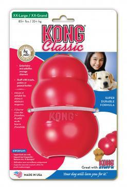 Kong Red Giant Dog Toy