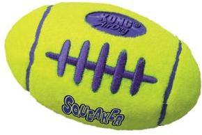 KONG Air Squeaker American Football Small