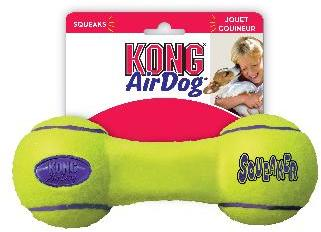 KONG Air Dumbbell Medium Dog Toy