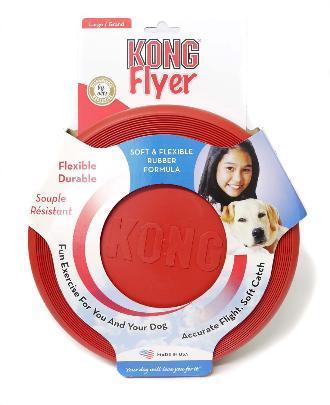 KONG Flyer Frisbee Large
