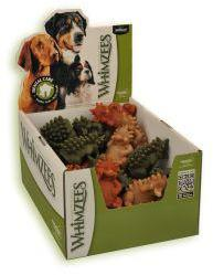 Whimzees Hedgehogs Dog Treats Large Box of 30