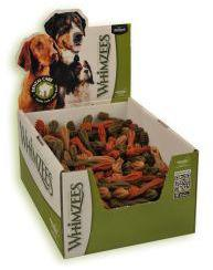 Whimzees Toothbrush Extra Small Dog Treats 70mm Box of 350