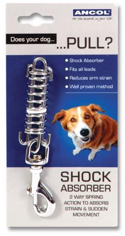 Steel Shock Absorber Small for Dogs that pull