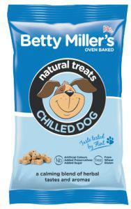 Betty Millers Gluten Free Treats Chilled Dogs 100g