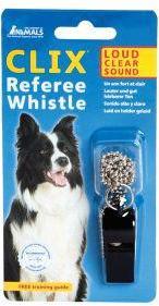 Clix Referee Dog Training Whistle