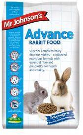 Mr Johnsons Advance Rabbit 10kg