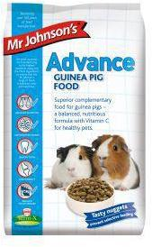 Mr Johnsons Advance Guinea Pig Food 3kg
