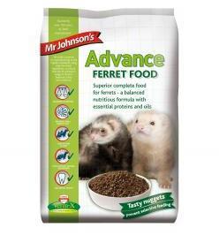 Mr Johnsons Advance Ferret Food 2kg