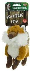 Animal Instincts Frankie Fox Plush Dog Toy Small