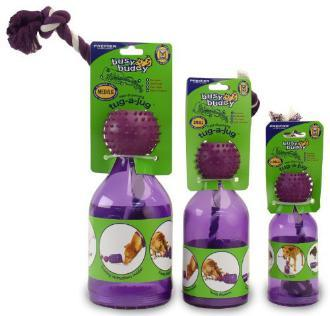 Busy Buddie Tug a Jug Extra Small Dog Toy