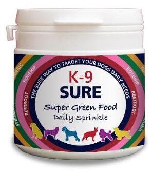Phytopet K9 Sure Super Green Food 100G