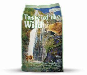 Taste Of The Wild Cat Food Roast Venison & Smoked Salmon 2Kg
