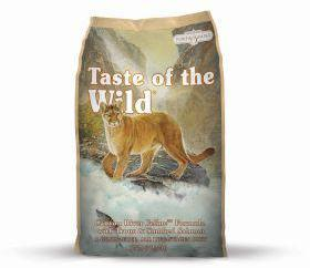 Taste Of The Wild Cat Food Trout & Smoked Salmon 2Kg