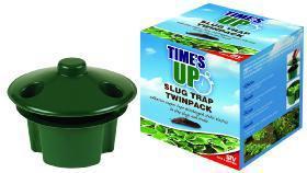 Time's Up Slug Trap Pk2