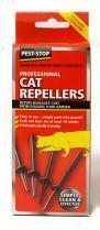 Pest Stop Cat Repeller Rods 4pack