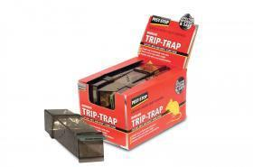 Pest Stop Trip Trap Live Mouse Catcher