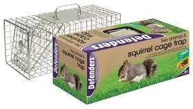 Defenders Squirrel Cage Trap