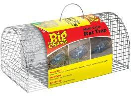 The Big Cheese Multi Catch Rat Trap