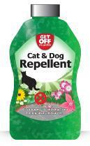 Get Off My Garden Cat & Dog Repellent Crystals