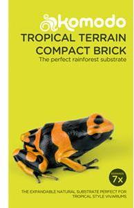 Komodo Habitat Tropical Terrain Compact Block
